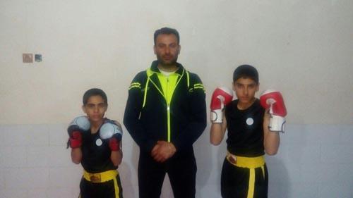 دو نوجوان ووشوکار داریونی به رقابتهای انتخابی تیم ملی راه یافتند