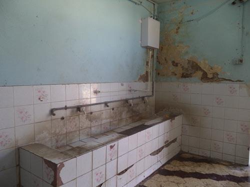 انتقاد زائران امام زاده ابراهیم(ع) از وضعیت سرویس بهداشتی این مکان