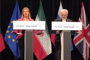 «بیانیه مشترک» ظریف و موگرینی از مذاکرات هستهای ایران و ۱+۵ در وین