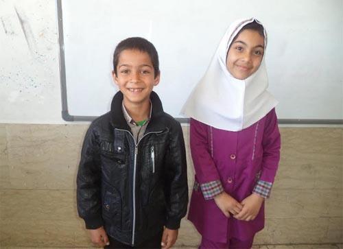 دو دانش آموز دیندارلویی منتخب جشنواره خوشنویسی شدند