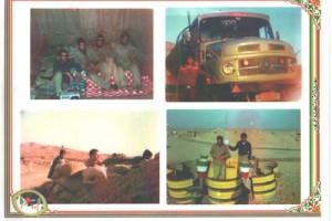 با شهدای منطقه داریون | پاسدار وظیفه شهید، مجید زیخانی