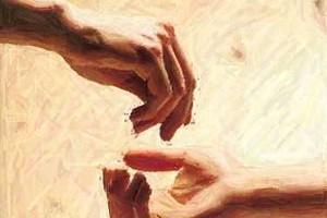 امام جماعت روستای تربر جعفری: پرداخت زکات درمان تمام درد های اقتصادی جامعه است