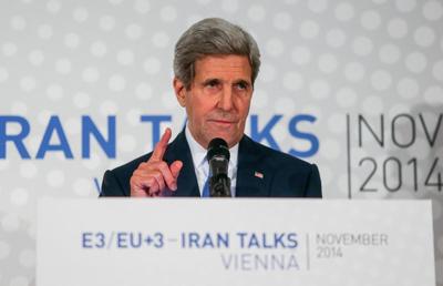 کری: توافق هستهای با ایران نزدیک است