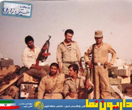 شهید حسین زارعی دودجی
