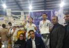 قهرمانی ورزشکار اهل روستای تربر جعفری  در مسابقات قهرمانی کاراته کیوکوشین استان فارس